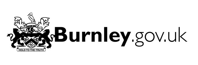 link to burnley council's website